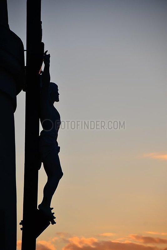 Kruzifix,  Notre dame de la Garde