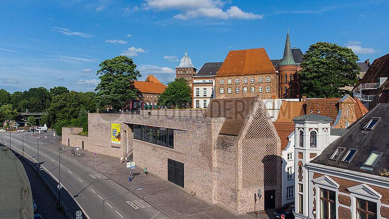 Hansestadt Lübeck,  Europäisches Hansemuseum.