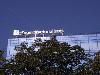 Zuger Kantonalbank in Zug (Schweiz)