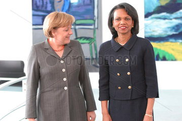 Merkel + Rice