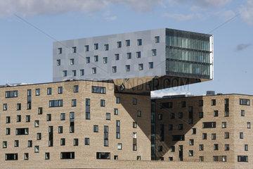 Designhotel nhow am Berliner Osthafen