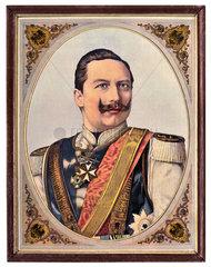 Kaiser Wilhelm II.  1896