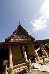 Vat Sisaket (aeltestes Kloster Vientianes) / Vientiane / Laos / SUEDOSTASIEN