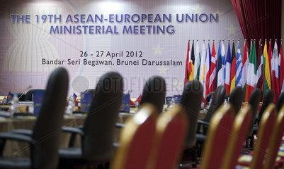 19. EU-ASEAN Aussenministertreffen