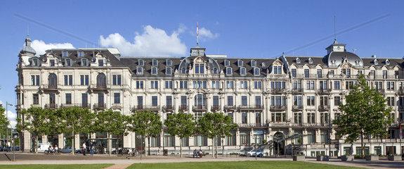 Hessische Staatskanzlei  Wiesbaden