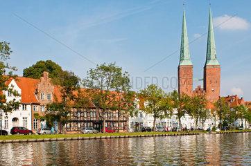 Luebecker Altstadt