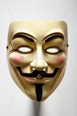 Anonymous-Maske