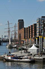 HafenCity Sandtorkai