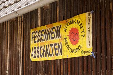 Fessenheim abschalten!