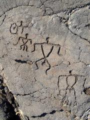Petroglyphen