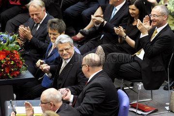 Trittin + Kuenast+ Gauck + Altmeier