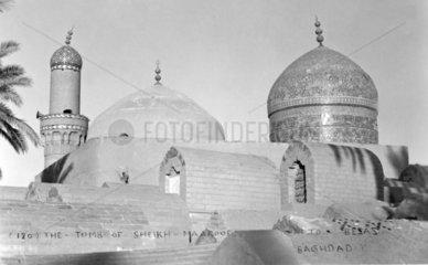 Grabanlage von Sheik Maroof in Bagdad