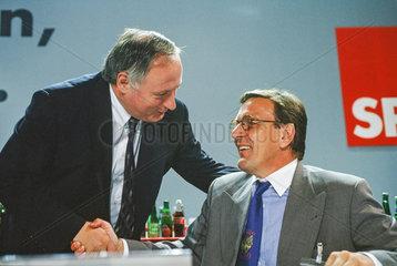 Schroeder und Lafontaine