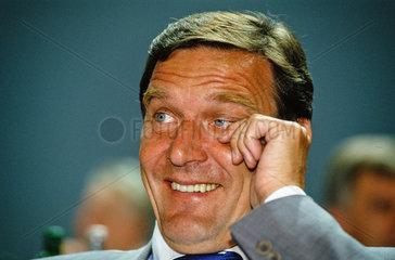 Gerhard Schroeder  MP