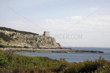 Sarazenenturm in Apulien