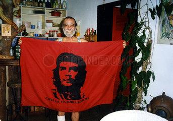 Ernesto Rafael Guevara de la Serna  genannt Che Guevara