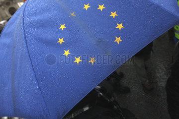 Unter die EU Sterne