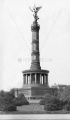 Siegessaeule Berlin Tiergarten 1890