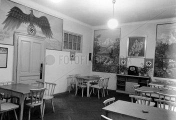 Klassenzimmer in der NS-Zeit