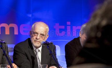 Thomas Renner  Pressekonferenz jazzopen 2012