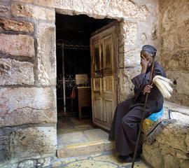 koptischer Moench