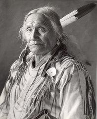 alter Indianer