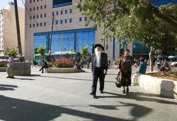Orthodoxes Juedisches Paar
