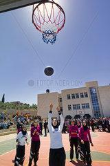 Basketballspiel