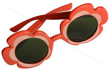 italienische Sonnenbrille fuer Kinder  1968