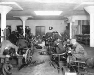 Werkstadt  1920