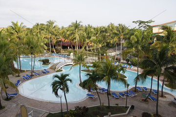 Swimmingpools in Varadero