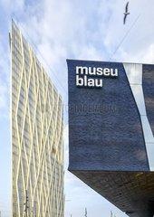 Barcelona - museu blau