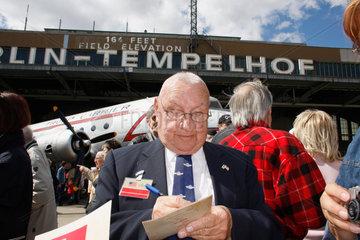 Berlin-Tempelhof 60 Jahre Beendigung der Blockade