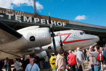 Berlin-Tempelhof Tag der offenen Tuer