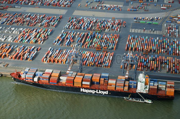 Hapag-Lloyd - Containerschiff