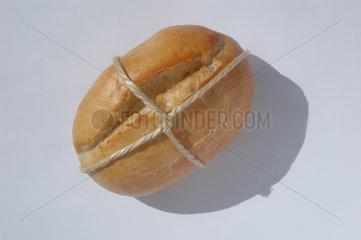 gefesseltes Broetchen