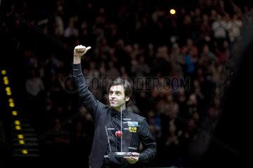 Ronnie O'Sullivan - Snooker German Masters