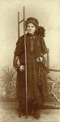 Schornsteinfegerin  1890