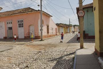 Fussball in Trinidad