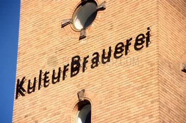 D - Berlin: Kulturbrauerei im Prenzlauer Berg