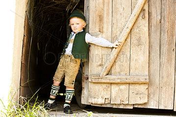 Kindheit auf dem Land