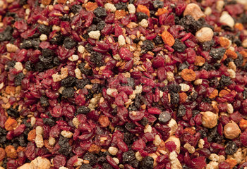 Dried fruit  mixed fruit