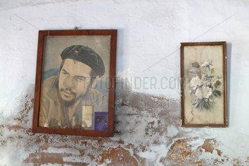 Che Guevara in Trinidad