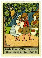 Haensel und Gretel  Maerchen  1912