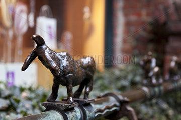 Sieben Faulen Brunnen in Bremen