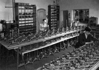 Maschinenbau 50er Jahre