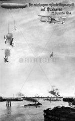 Der misslungene englische Fliegerangriff auf Cuxhaven 1914