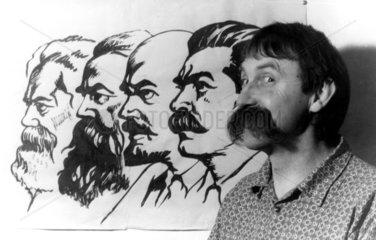 Marx   Engels   Lenin   Stalin Bart