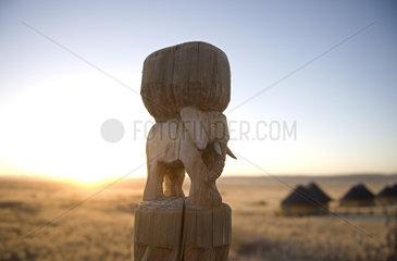 Sossus Dune Lodge  Soussusvlei  Namibia