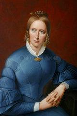 Annette Droste-Huelshoff 1838